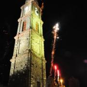 photo.10.illumination du clocher.20.07.2011