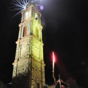 photo.15.illumination du clocher.20.07.2011