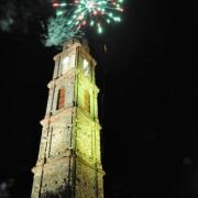 photo.18.illumination du clocher.20.07.2011
